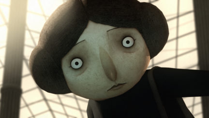 The Head Vanishes (Une Tête Disparâit), Frankreich 2016, Regie: Franck Dion (3D Computer)