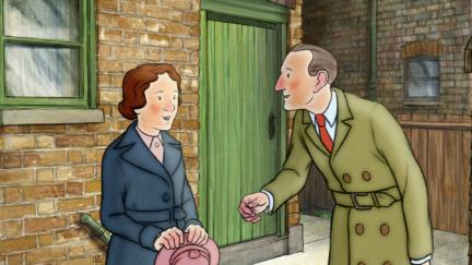 Ethel and Ernest, Großbritannien 2016, Regie: Roger Mainwood, Malerei