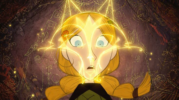 Gewinner AniMovie: Wolfwalkers Irland, Luxemburg, USA 2020, 103 Min. Regie: Tomm Moore, Ross Stewart