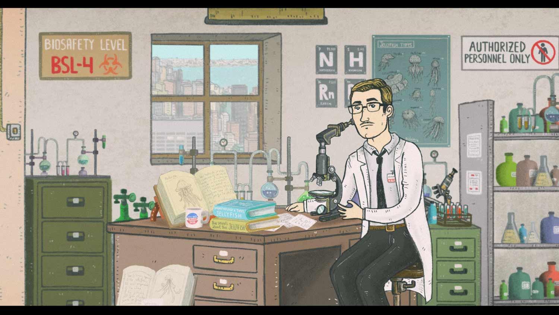 La increíble vacuna del Dr. Dickinson