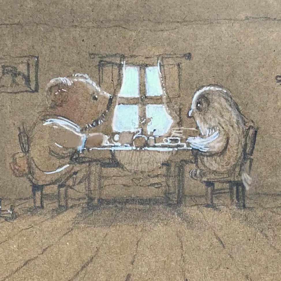 Albert & Josephine