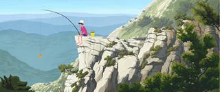 Sky fisher #1
