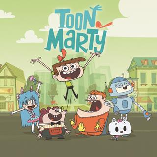 ToonMarty - Marty's Zit
