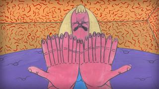 Hot Dog Hands