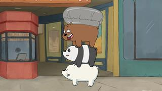 We Bare Bears: Burrito