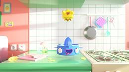 Kinky Kitchen